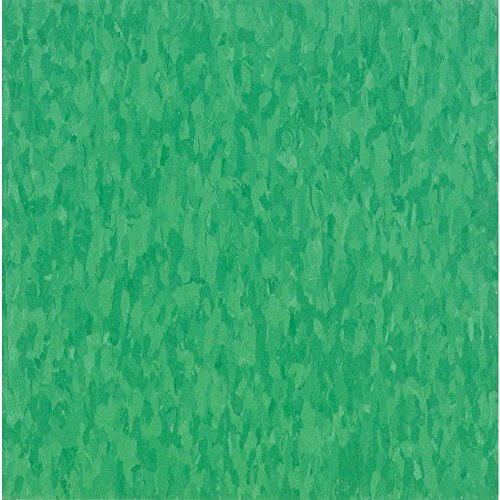 Imperial Texture VCT 12 in. x 12 in. Grabbin Green Commercial Vinyl Tile (45 sq. ft. / ()
