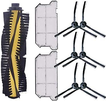 bobotron 1 X Cepillo Principal 6 X Cepillo Lateral 2 X Filtro Hepa ...