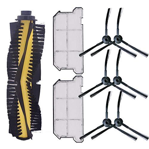 TOOGOO 1 X Cepillo Principal 6 X Cepillo Lateral 2 X Filtro Hepa ...