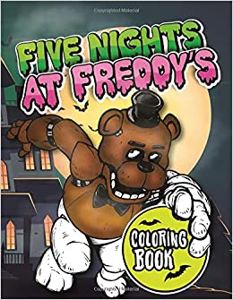Five Nights At Freddy S Coloring Book Amazing Coloring Pages For