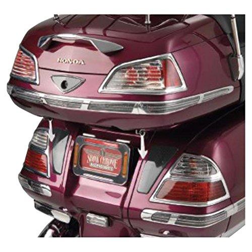 Show Chrome Accessories 01-10 Honda GL1800 LED Saddlebag Light Set -