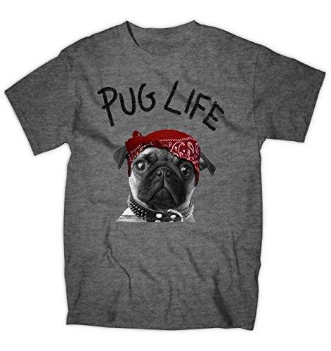 """""""Pug Life"""" Dog T-shirt"""