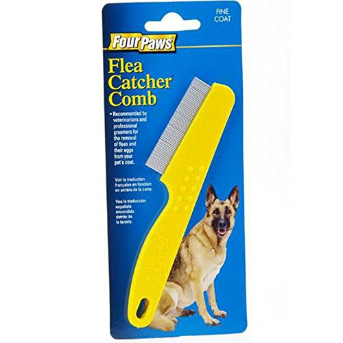 Flea Comb-single row (plastic) ()