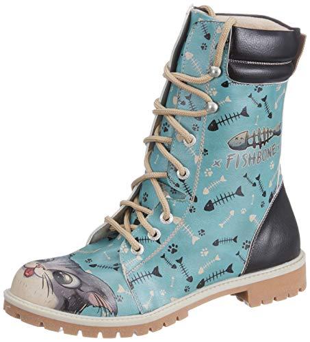 DOGO Super Boots Fishbone Lovers
