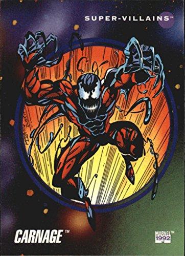 1992 Marvel Universe III #120 Carnage - NM-MT 1992 Marvel Universe