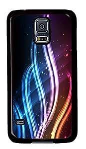 Cheap price Samsung Galaxy S5 case Best Abstract Id04 PC Black Custom Samsung Galaxy S5 Case Cover
