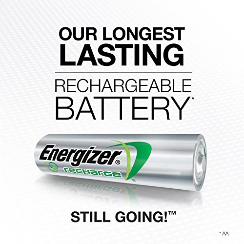 Buy the best rechargeable batteries