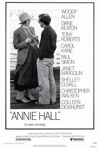 Pop Culture Graphics Annie Hall (1977) - 11 x 17 - Style A ()