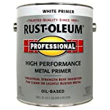 RUST-OLEUM 242259 Professional Gallon White Clean Metal Primer
