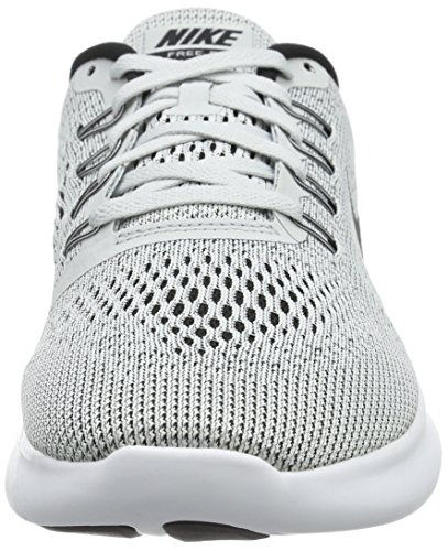 Shoe Running Platinum Pure RN NIKE Black Men's Free White U1pwIn7