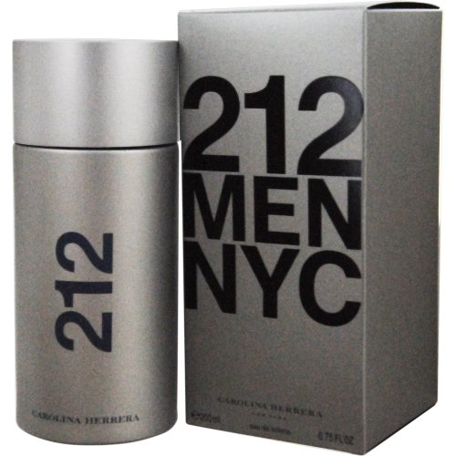 212 by Carolina Herrera - MEN - EDT SPRAY 6.7 OZ by ()