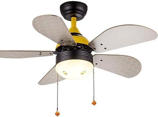 Luz del ventilador Cubierta de perfil bajo luz Ventilador con luz ...