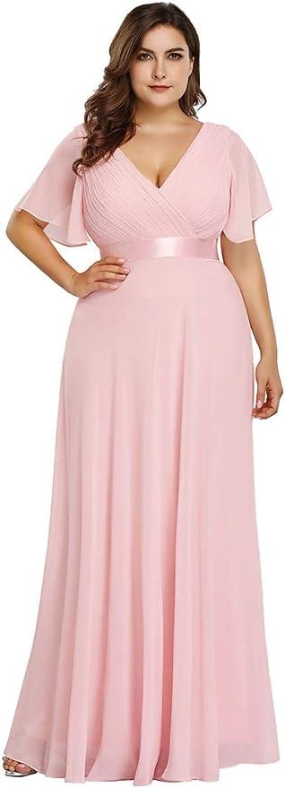 Plus Size Victorian Women's Evening Dress