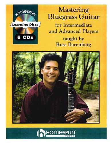 Homespun Mastering Bluegrass Guitar (6 CDs)