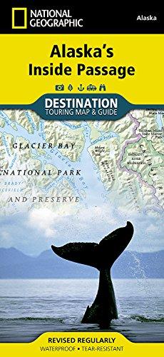 Alaska's Inside Passage: Destination Map