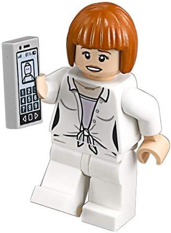 LEGO Jurassic World Claire Minifigure