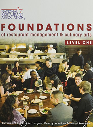 Foundations of Restaurant Management & Culinary Arts: Level 1 and 2