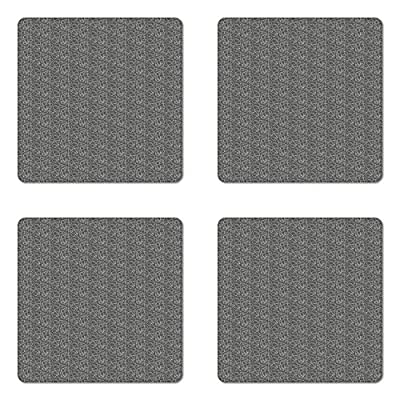 Lunarable Coasters Set of Four