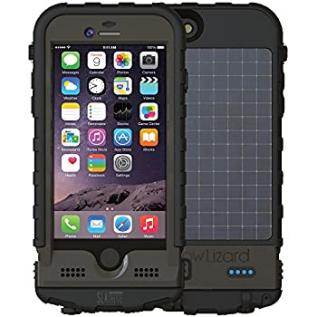 Snow Lizard Products SLXtreme Case for iPhone 6, Night Black