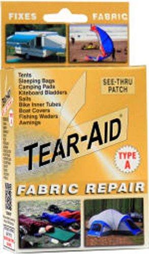 Tear-Aid Fabric Repair Kit, Gold Box Type A (2 Pack) (Tear Aid)