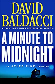 Book Cover: David Baldacci Fall 2019