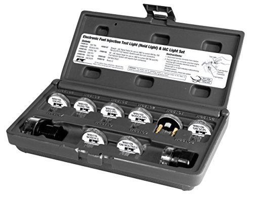 Performance Tool W89501 10-Piece Noid and IAC Light Set