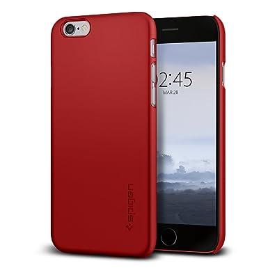 iphone 6 case red spigen