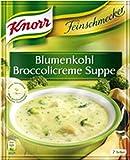 Knorr Feinschmecker Cauliflower & Broccoli Creme Soup -1Pack