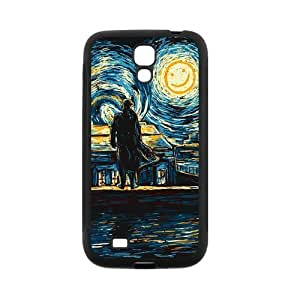 Danny Store Sherlock Protective TPU Rubber Cell Phone Cover Case for SamSung Galaxy S4,SIV Cases