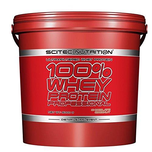 100% whey protein professional - 11 lbs - Honey-Vanilla - Scitec nutrition