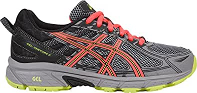 ASICS Womens Womens Gel-Venture 6 Black Size: 5.5 Wide