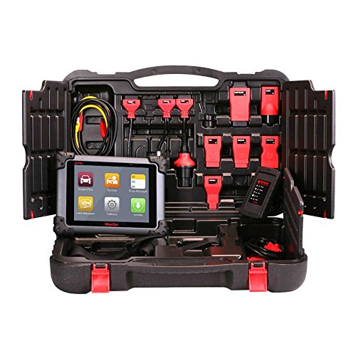 Autel Maxisys MS908 Automotive Diagnostic Scanner Tool and Analysis System with All Systems Diagnosis and Advanced Coding by Autel (Image #6)