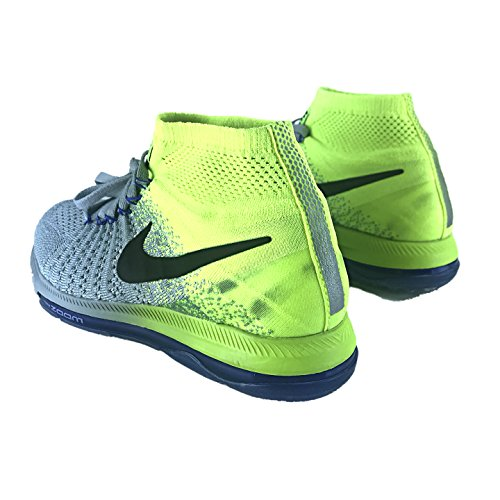 Platinum Volt Wolf Black Out Black Zoom Women's Nike Grey White WMNS All Flyknit Pure q46xzwU