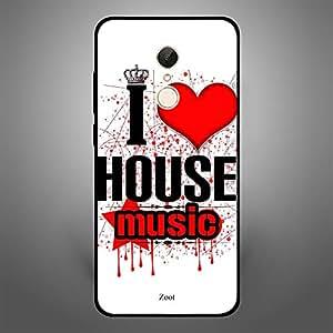 Xiaomi Redmi 5 I love House Music