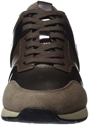 Deynna Marron Basses Femme taupe D Geox D Sneakers gqOxUx5v