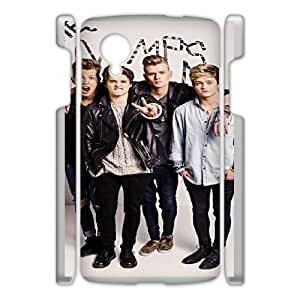 The Vamps For Google Nexus 5 Csae protection Case DHQ646964