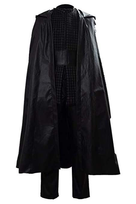 The Rise of Skywalker Kylo REN Traje de Cosplay Disfraz Hombres ...