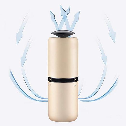 Purificador De Aire Para Auto Ionizador, Elimina El Polvo, Humo De Cigarrillo, Malos Olores, Filtro De Aire Barra De OxíGeno: Amazon.es: Hogar