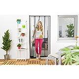 insektenvorhang mit magnetverschlu insektenschutz baumarkt. Black Bedroom Furniture Sets. Home Design Ideas
