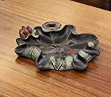 OLQMY-Creative Business Gifts Gifts Lotus Ashtray Handmade Craft