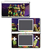 Teenage Mutant Ninja Turtles TMNT Leonardo Raph April Splinter Leo Cartoon Movie Video Game Vinyl Decal Skin Sticker Cover for Nintendo DS Lite System