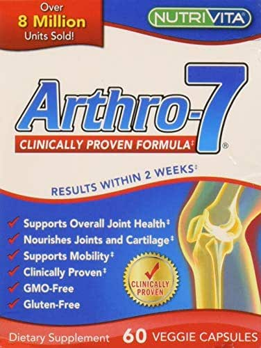 Arthro7 - Fast Acting Joint Formula