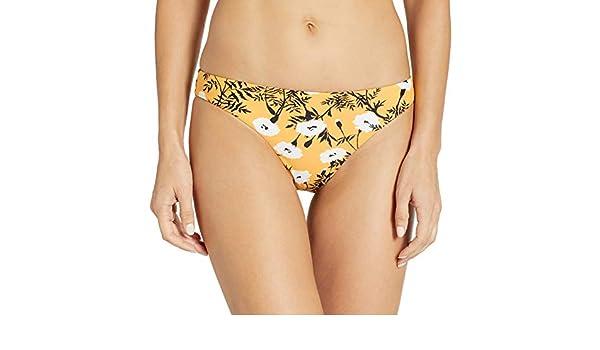 Roxy Womens Wavy Soul Tiki Tri Bikini Top for Women Erjx304031
