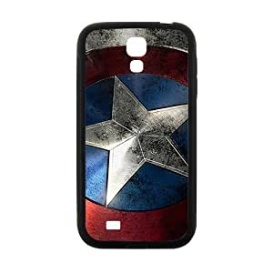 Capital America Pattern Fashion Comstom Plastic case cover For Samsung Galaxy S4 in GUO Shop