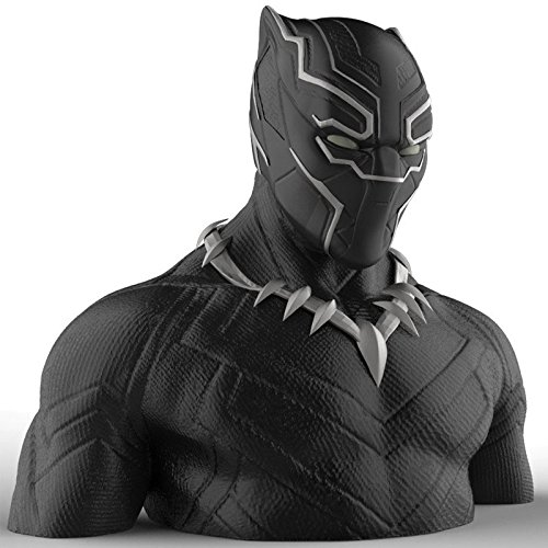 Marvel Comics Coin Bank Black Panther 20 cm SeDi Salvadanai
