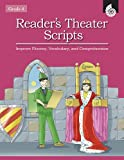 Reader's Theater Scripts Improve Fluency, Vocabulary, and Comprehension Grade 4, Melissa Settle, 1425803962