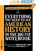 #1: Everything You Need to Ace American History in One Big Fat Notebook: The Complete Middle School Study Guide (Big Fat Notebooks)