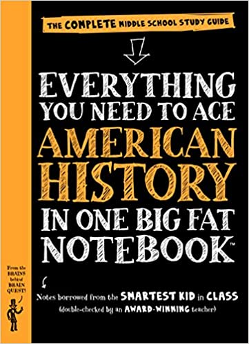 amazon everything you need to ace american history in one big fat