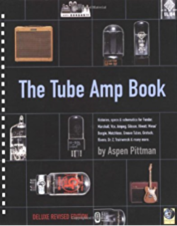 Guitar amplifier encyclopedia kindle edition by brian tarquin the tube amp book deluxe revised edition book and disk package hardcover fandeluxe Gallery
