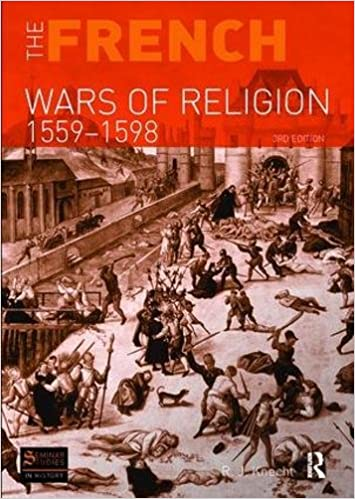 Book The French Wars of Religion 1559-1598